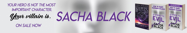 SACHA BLACK