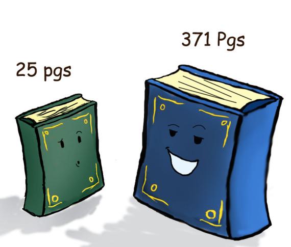 short story versus novel