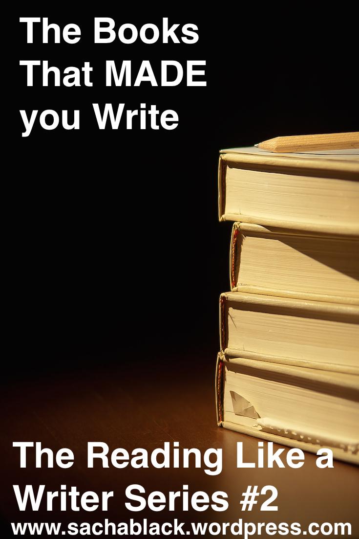 Read Like a Writer #2