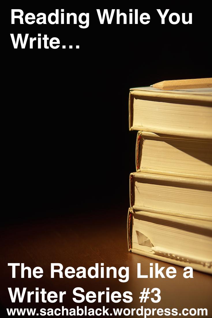 Read like a writer #3