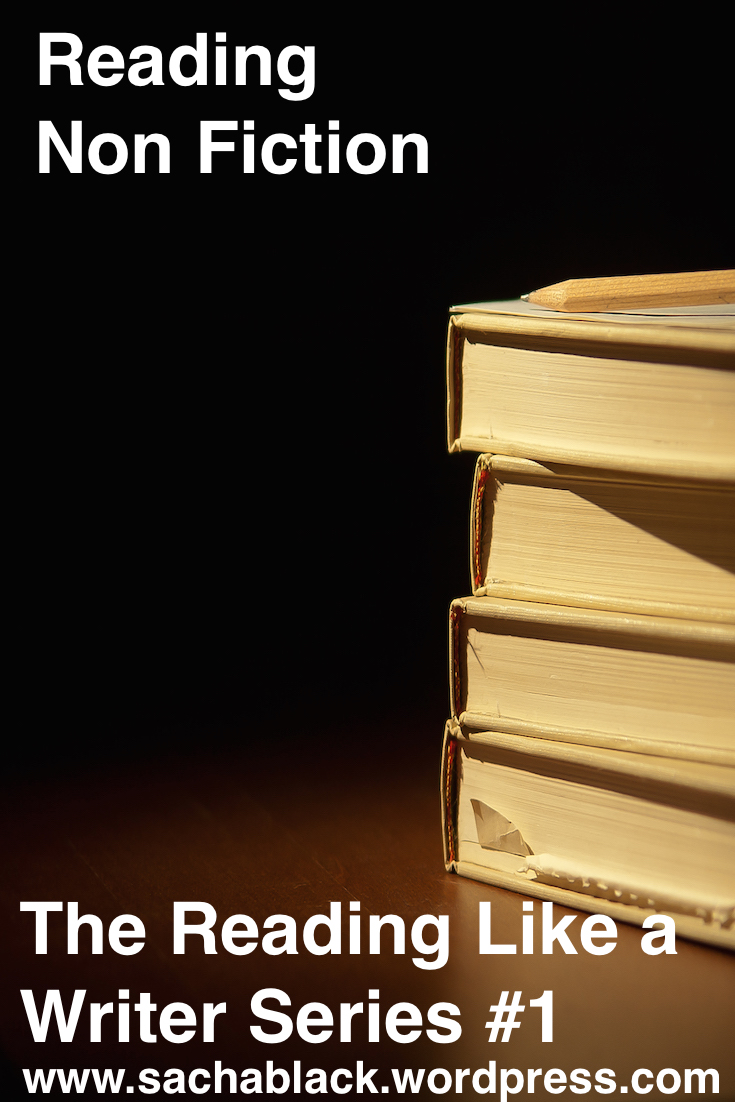 Reading like a writer series