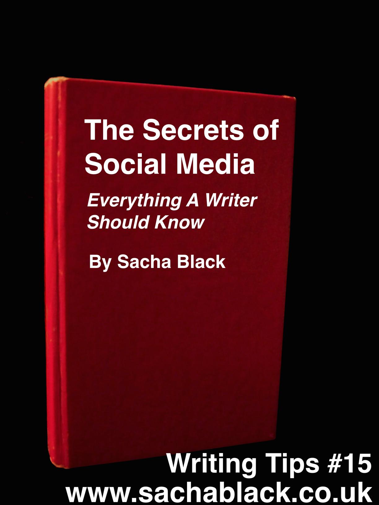 secrets of social media for writers
