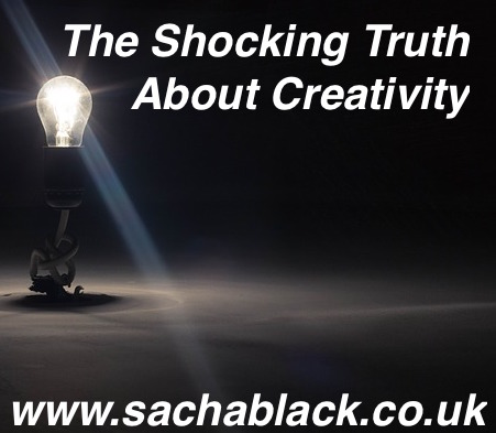 The Shocking Truth About Creativity
