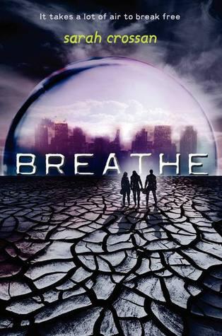 Deconstructing Breathe by Sarah Crossan