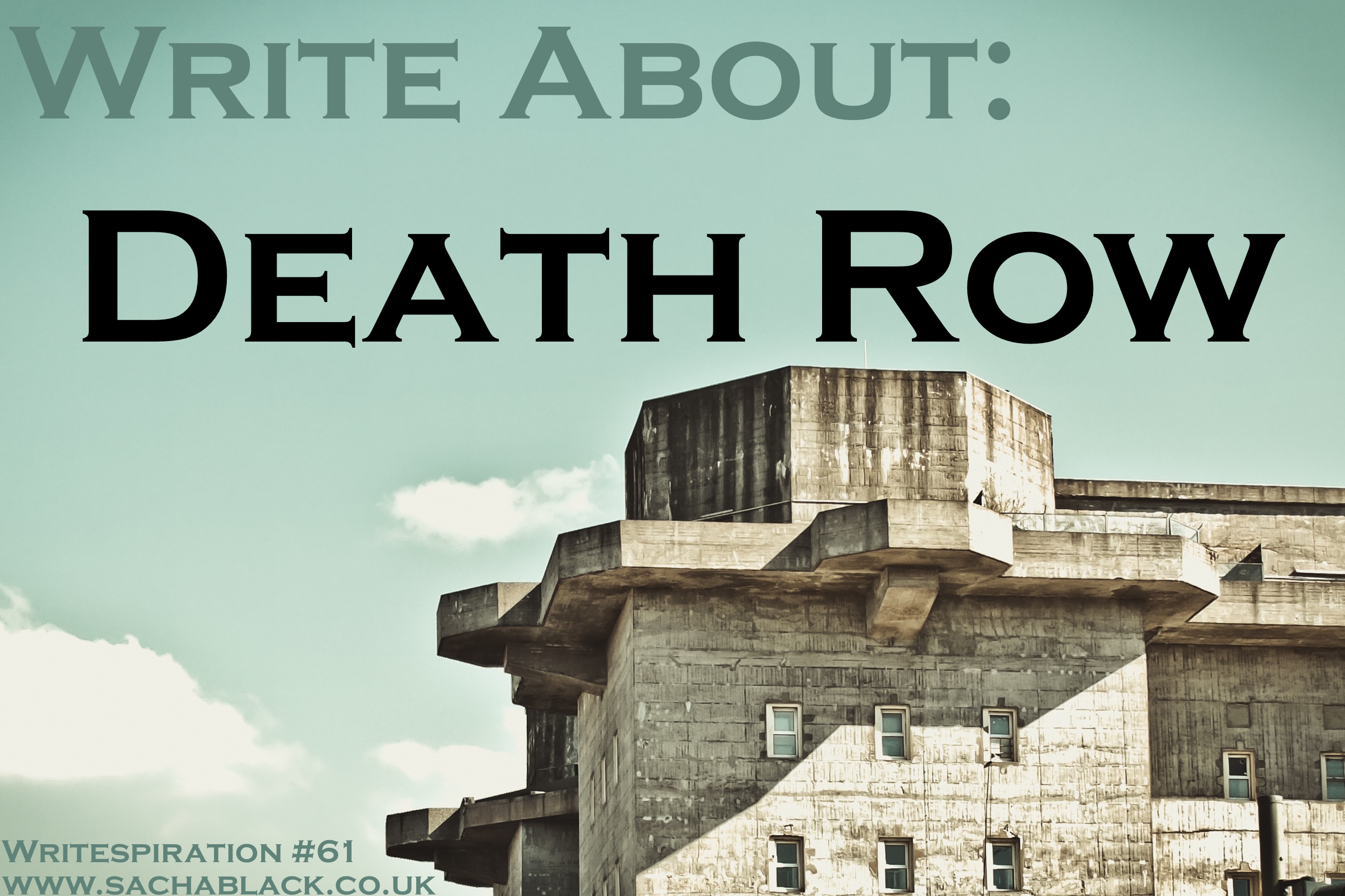 Write about Death Row