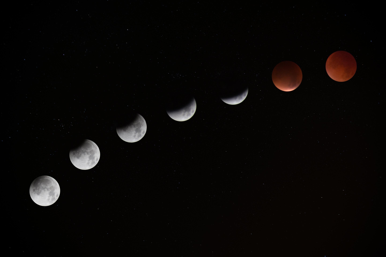 Image curtsey of Unsplash - Blood Super Moon Eclipse