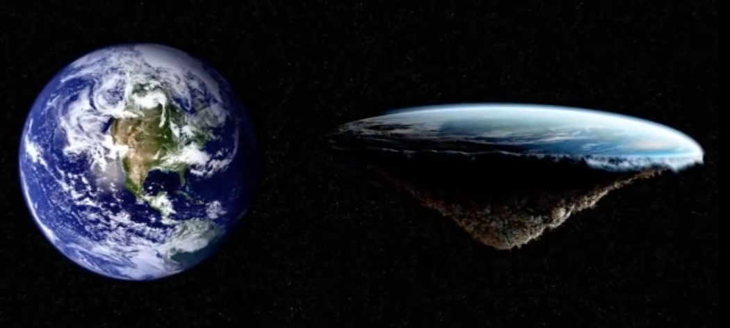 Image Curtsey of Mark Sargent's Flat Earth Clues Youtube video series