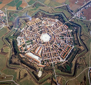 Palmanova - Image taken from google and this website