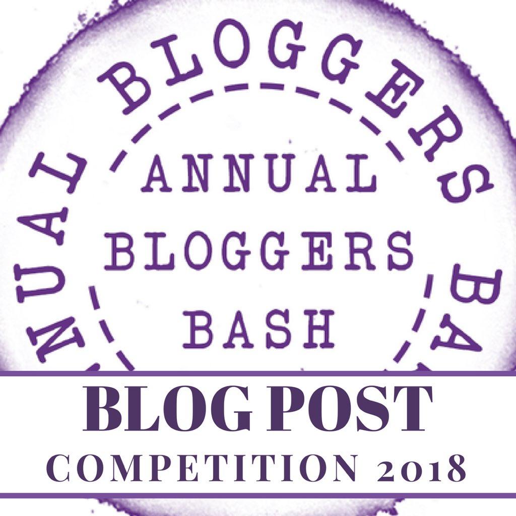 #bloggersbash #writing #competition #blogging