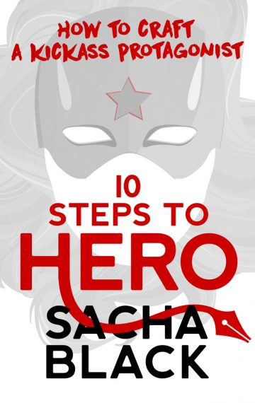 10 Steps to Hero: How to Craft a Kickass Protagonist