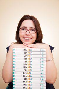 Headshot Gabriela Pereira, CEO of DIYMFA.com How to Improve Your Writing